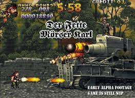 Kraut Buster: nuevo lanzamiento para Neo Geo en 2015, spin off del gran Metal Slug por NG:Dev.Team Images?q=tbn:ANd9GcQ9XzF43RfaAj1FepT8ZfyEZlaGLKcVpGXHz2MRZFvGUNP1ssBZ