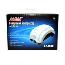 Отзывы о Аквариумный <b>компрессор Aleas</b> Air Pump <b>Ap</b>-<b>1688</b>
