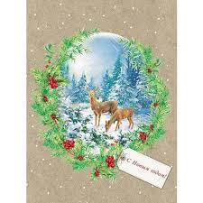 <b>Пакет подарочный</b> «Новогодний» <b>26 х 32 х 12 см</b>, в ...