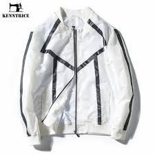 Kenntrice <b>2018 New Arrival Geometric</b> Spring Men Jacket Hight ...