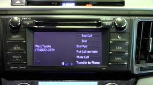 Toyota West Statesville How To Setup An Android Phone On A 2013 Toyota Rav4 Youtube