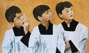 Image result for altar boys