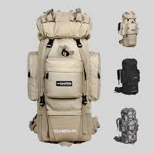 <b>Outdoor Mountaineering Bag</b> 90L Large Capacity Travel <b>Bag</b> High ...