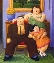 Resultado de imagen para imagenes de personas obesas en caricatura
