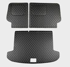 <b>3D</b>-<b>обшивка</b> (<b>коврики) в багажник</b> (кожаная, с заходом на спинки ...