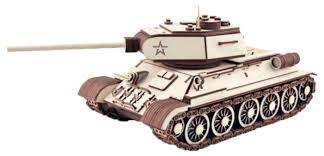 <b>Сборная модель Армия России</b> Танк Т-34-85 (TY339-A17 ...