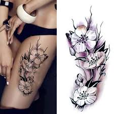 2017 Waterproof temporary tattoos stickers <b>sexy</b> romantic dark ...