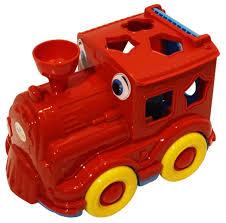 Купить <b>Сортер Orion Toys</b> Паровозик Кукушка по низкой цене с ...
