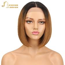<b>Joedir</b> Brazilian Remy <b>Hair</b> Straight Short Human <b>Hair Bob</b> Wigs ...