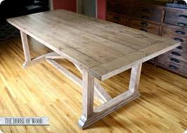 dinning room winsome dining table rustic dining table diy picture of fresh on plans free build your own rustic furniture