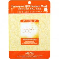 МЖ Essence <b>Маска тканевая коэнзим MJ</b> Care Coenzyme Q10 ...