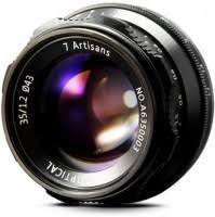 <b>7Artisans</b> 35mm F1.2 – купить <b>объектив</b>, сравнение цен интернет ...