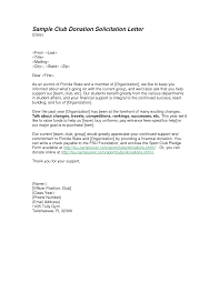 solicitation letter samples writing professional letters see examples and formats of solicitation letter