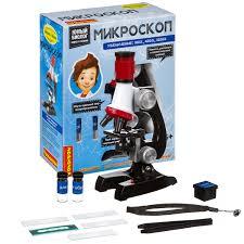 <b>Микроскоп Bondibon Технический прогресс</b> Науки с Буки – купить ...