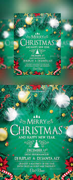 17 best images about flyers christmas parties psd christmas flyer
