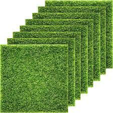 Pangda Artificial Garden Grass, Life-Like Fairy ... - Amazon.com