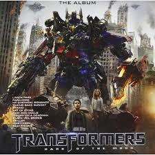 <b>САУНДТРЕК</b> - <b>TRANSFORMERS: DARK</b> OF THE MOON - THE ...