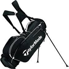 TaylorMade 2017 TM 5.0 Stand Golf Bag, Black/White ... - Amazon.com