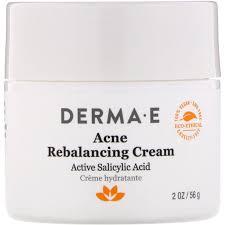 Derma E <b>Acne Rebalancing Cream</b> 2 oz/56 g - TLC