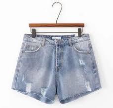 <b>GOPLUS</b> Black Denim Shorts <b>2019</b> Vintage High Waist Fashion ...