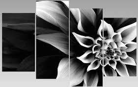 art decoration black white
