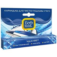 Очиститель накипи Top House <b>Карандаш для чистки подошвы</b> ...