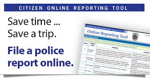 Image result for online police reports