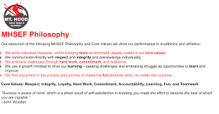 mission values philosophy our mission philosophy