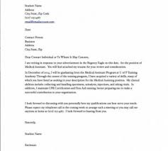 medical assistant cover letter with no experience examples sample cover letters for medical assistant