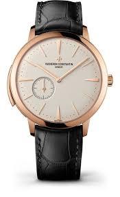 <b>Vacheron Constantin</b> Patrimony Ultra-thin 18 Carat Pink Gold ...