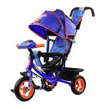 <b>Велосипед 3-х колесный</b> Hot Wheels НН7 (синий) асс в Сургуте ...