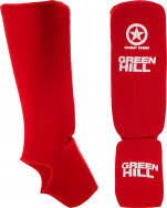 <b>Защита голени</b> для единоборств <b>Green Hill</b> — купить с доставкой ...