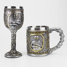 3D кружка В рыцарском стиле, <b>бокал для вина</b>, <b>лучший</b> подарок ...