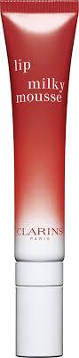 Clarins Lip Milky Mousse <b>Кремовый блеск для</b> губ, 04 tea rose, 10 мл