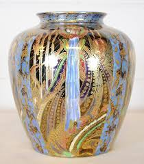 Rare Wedgwood Fairyland Lustre Vase by <b>Daisy</b> Makeig-Jones (с ...