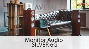 <b>Акустика Monitor Audio</b> SILVER 6G #Hi-End в чистом виде ...