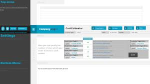cost estimator excel project management templates 1