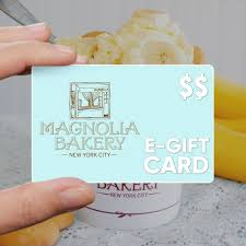 E-Gift Card by Magnolia Bakery - Goldbelly