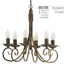 Подвесной светильник <b>Nowodvorski 484 Plomyk</b> VI - купить в ...