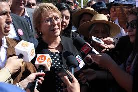 Resultado de imagen para Michelle Bachelet