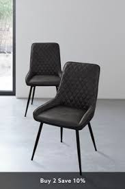 Dining <b>Chairs</b> | Leather & Fabric Dining <b>Chairs</b> | Next UK