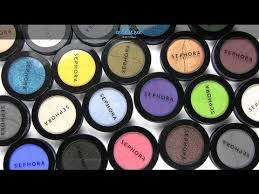 <b>Sephora Colorful</b> Eye Shadow <b>Collection</b>: Live Swatches & Review ...