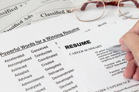 for physician resumes your word choice really matters the powerful word for winning a resume