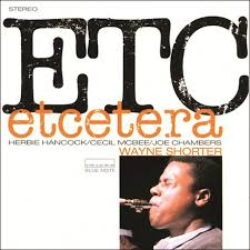 <b>Wayne Shorter</b> - <b>Etcetera</b>: Blue Note Tone Poet Series (180g Vinyl LP)