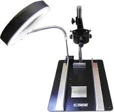 ELEMENT 628TD-III (628А-I I I-А), Рабочий стол с <b>держателем</b> ...