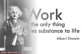 Albert Einstein Work Quotes. QuotesGram via Relatably.com