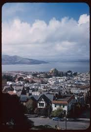 Image result for Pacific Heights hills in a storm