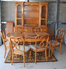 French Dining Room Tables Awesome French Provincial Dining Room Set Qj21 Bjxiulancom