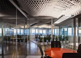 architects office interiors 2 of 7 prs office interior in tel aviv israel by paritzki amp architects office design