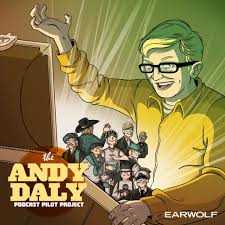 <b>Kiss Me</b>, <b>I</b>'m Patrick McMahon LIVE!, episode #8 of Andy Daly ...